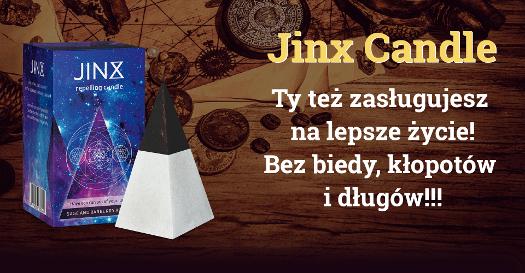 Jinx Candle